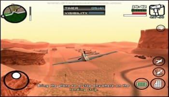 تحميل لعبة gta San Andreas للاندرويد مهكرة بحجم صغير
