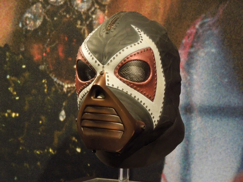 Batman Robin Bane mask