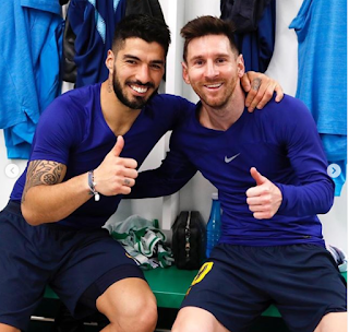 Lionel Messi blasts Barcelona for 'throwing' Luis Suárez out of the club