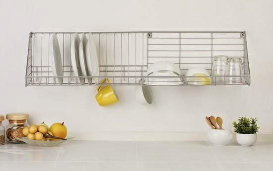 Harga rak piring gantung terbaru info harga rak piring for Harga kitchen set stainless