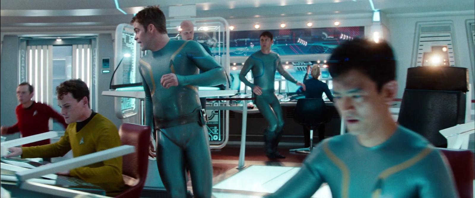 Scifi Fantasy Costumes Gallery Star Trek Into Darkness 2013