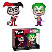 Vynl.: DC- Harley Quinn & The Joker