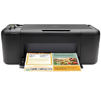 Free Download HP Deskjet F All-in-One series drivers