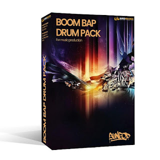 Edinburgh Records - Over 300 Boom Bap Drums & Samples [FREE]