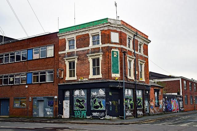 aka The Old Wharf, Digbeth, Birmingham 2021