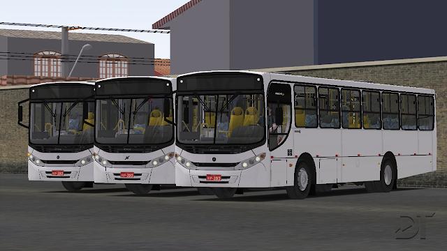 OMSI 2 - Caio Apache Vip III MB, VW e Volvo