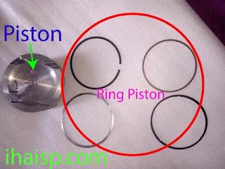 230+ Daftar Diameter Piston Berbagai Motor