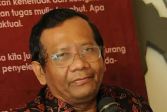 Ini Tanggapan Prof. Mahfud MD Soal Prediksi Indonesia Bubar 2030