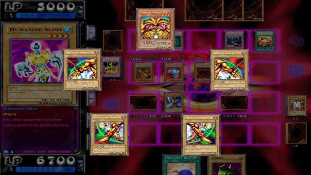 Yu-Gi-Oh! Power Of Chaos Joey The Passion