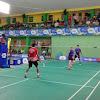 Semarak Hari Kedua Open Turnamen Bulutangkis Toddopuli Cup Rem 141 se Indonesia Timur