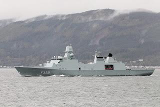 Fregat Iver Class