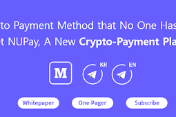 NUPay — All-in-One Crypto Payment Platform | A New Way to Pay