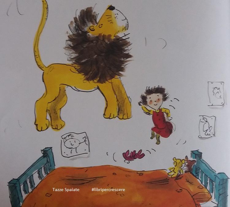 Mamma aiuta mamma libri per crescere come nascondere un leone - Leone e capricorno a letto ...