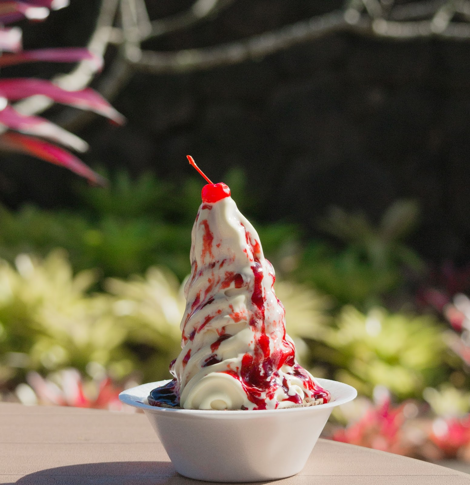 Dole Whip in Oahu
