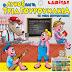 «Ο Λύκος & τα τρία γουρουνάκια» από το Μικρό θέατρο Λάρισας…σε νέες περιπέτειες στη Λαμία!!!