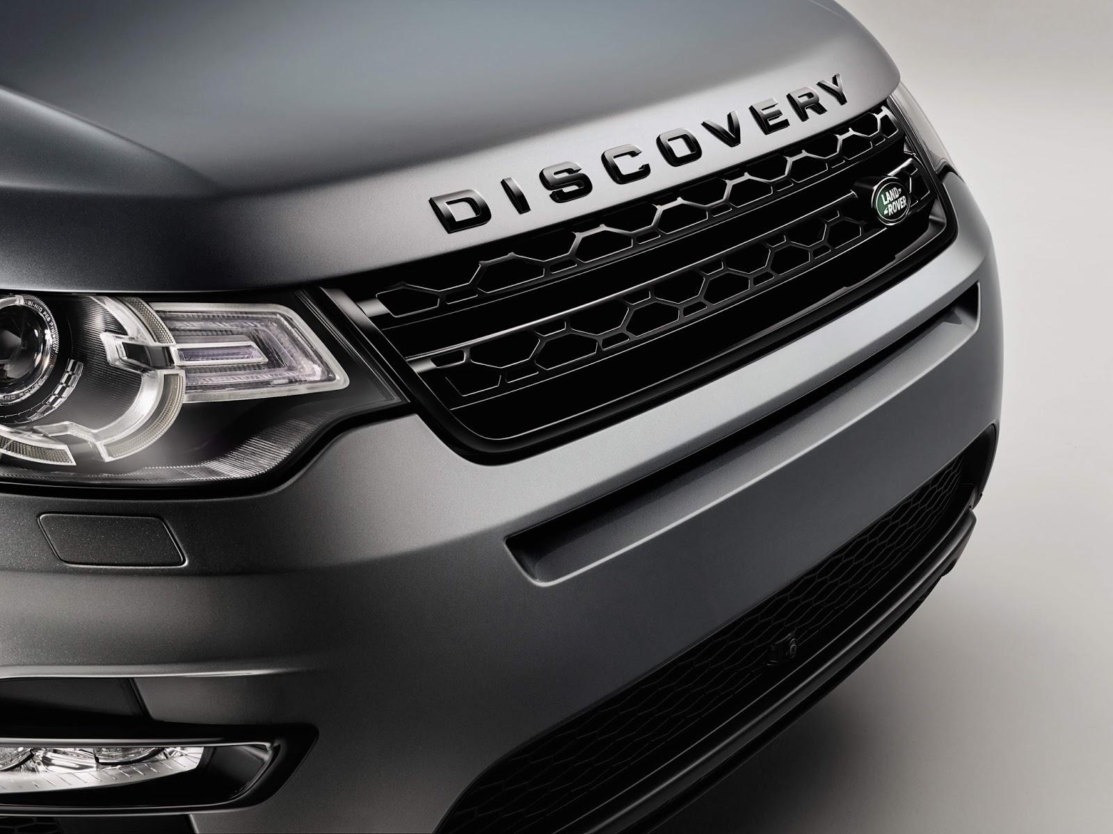 4bc1517065d ConcettoMotors  Land Rover apresenta edição limitada Discovery Sport ...