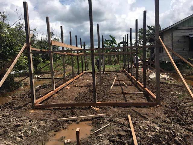Tips Membangun Gedung Walet Sederhana Hemat Biaya