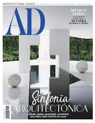 Descargar Architectural Digest México Septiembre 2019