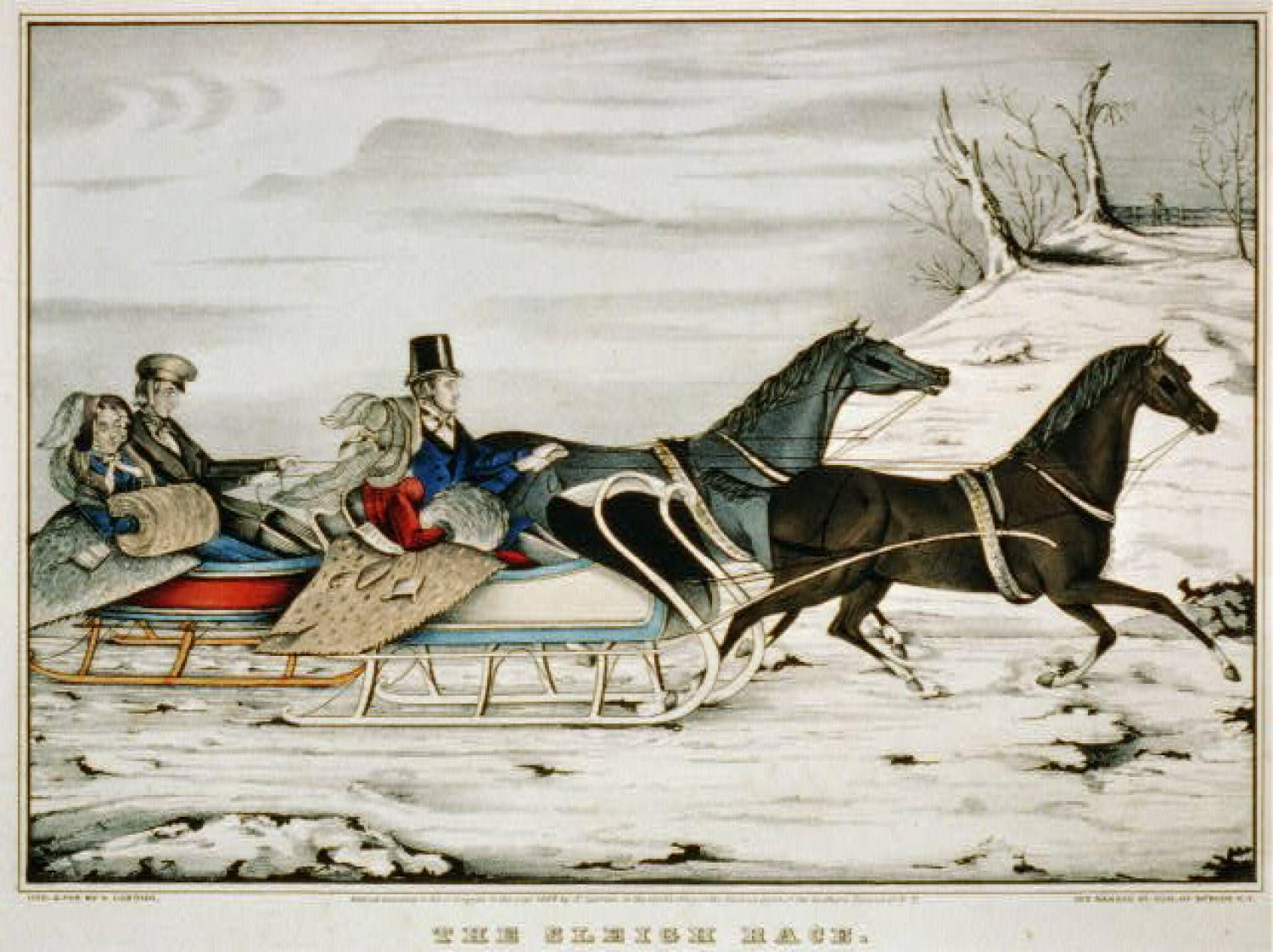 a boat against the current 2011 quote of the day eric sloane on sleighs of yore