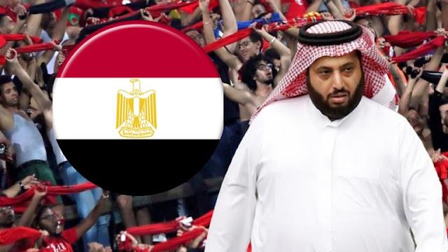 تركي آل الشيخ يثير غضب الجماهير المصرية بسبب صورة