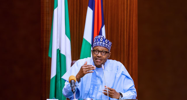 Nigerians blast President Buhari for ignoring Lekki killings in his presidential speech