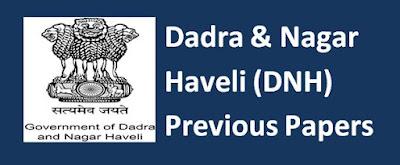 Dadra & Nagar Haveli (DNH) Previous Question Papers Papers