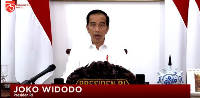 Presiden Jokowi: Kalau Ada Yang Masih Bandel, Niat Korupsi, Silahkan 'Gigit' Dengan Keras