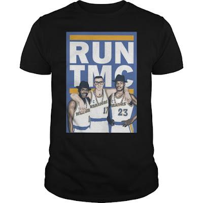 Run TMC GOLDEN STATE T Shirts Hoodie