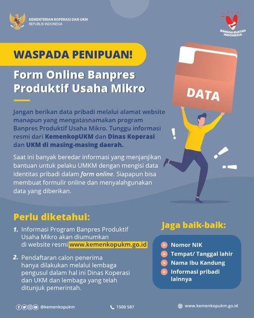 Akses Www Depkop Go Id Daftar Online Bantuan Umkm Tahap 3 Terbaru 2021 Go Bizz Com