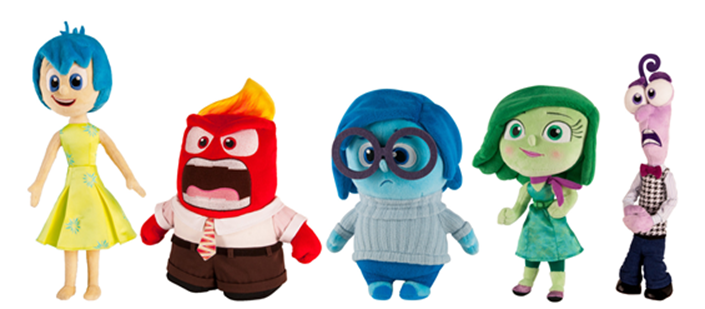 4b8fac2fe46a Giveaway Emotions from Disney Pixar s Inside Out Line from TOMY ...
