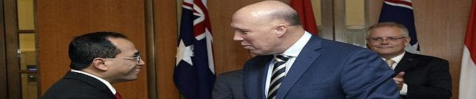 India, Australia Look Forward To Convening 2+2 Dialogue At The Earliest