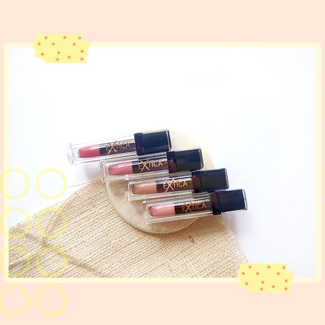 Extica Charm Color Stay Lip Cream