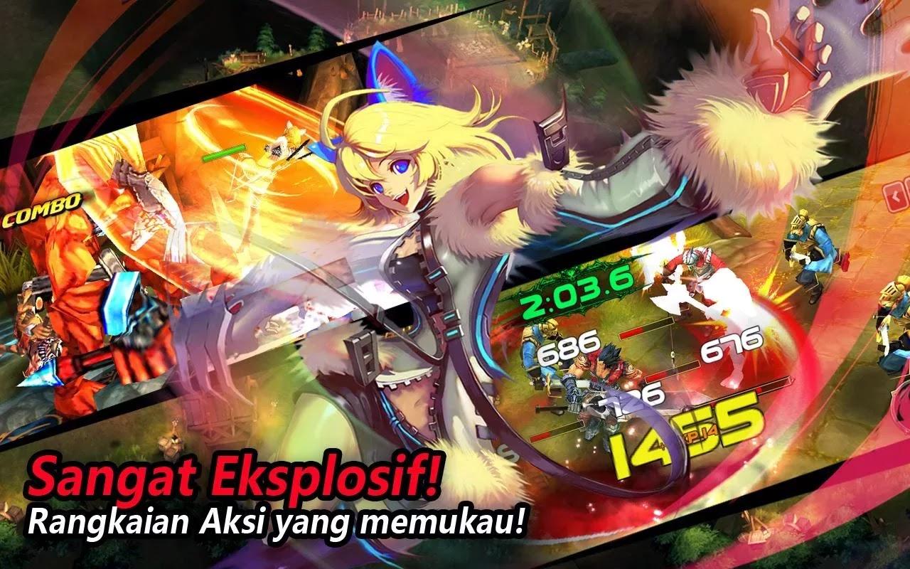 Kritika Chaos Unleashed Characters