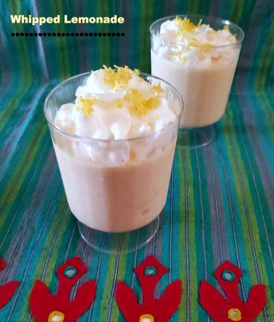 images of Whipped Lemonade Recipe / TikTok Whipped lemonade Recipe / How to Make Whipped Lemonade - Summer Drink Recipes