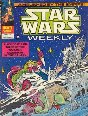 Star Wars Weekly #99