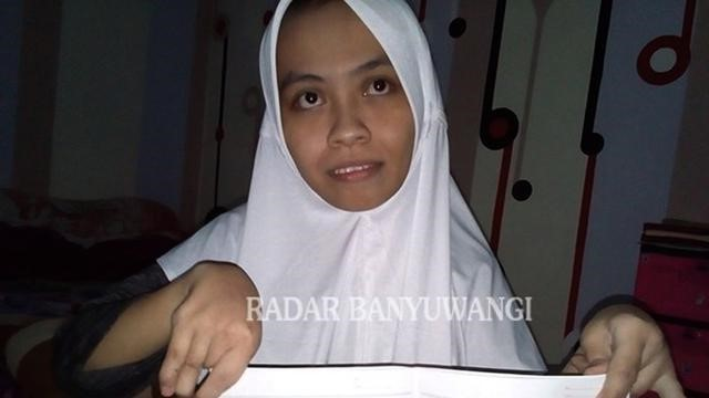 Mutmainah, Gadis Disabilitas yang Tidak Menyerah Jadi Hafidzah
