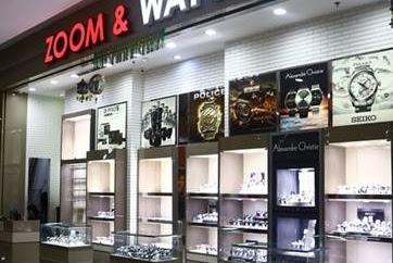 Lowongan Zoom & Watch Mall SKA Pekanbaru Juni 2019