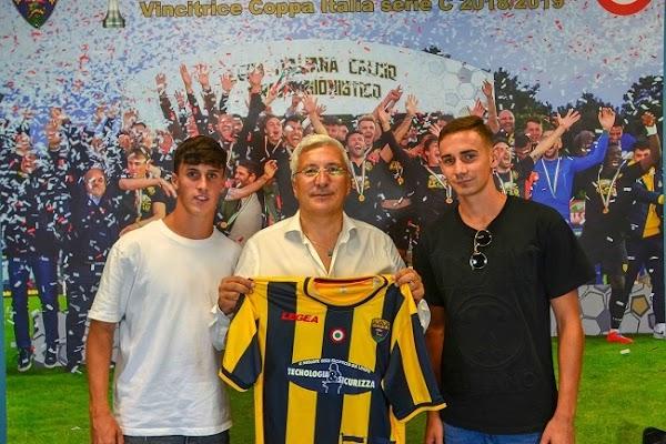 Oficial: Viterbese, renueva Simonelli hasta 2024