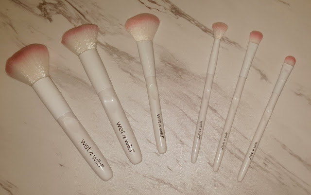Wet n Wild Makeup Brushes