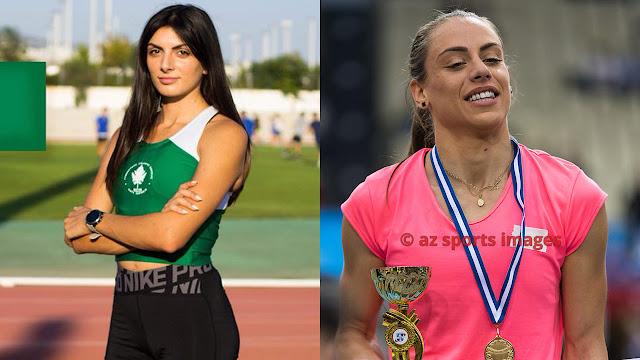 Χρυσό για την Κωνσταντίνα Γιαννοπούλου - 2η Πανελληνιονίκης η Ελπίδα Καρκαλάτου