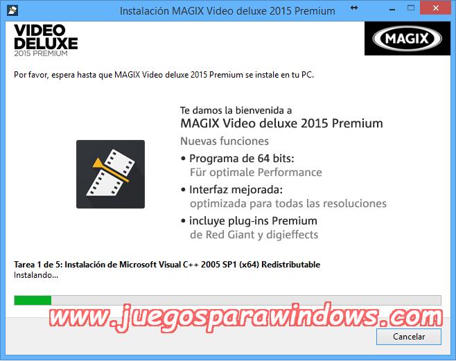 Magix Video Deluxe Premium 2015 ESPAÑOL Producciones De Video Sorprendentes (NEWiSO) 4
