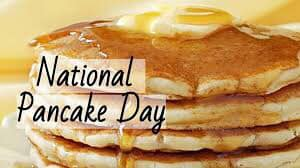 National Pancake Day Wishes Images download