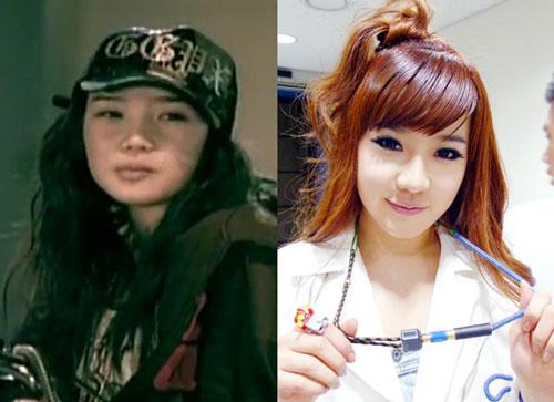 Park Bom (2NE1)