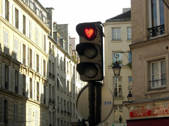Paryż miasto miłości