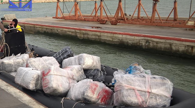 10 people arrested in Albania after the seize of € 40 million euros worth of drugs in Italy