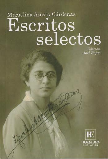 Miguelina Acosta Cárdenas