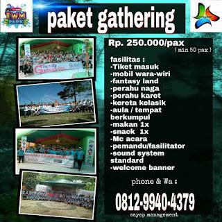 paket gathering 2020