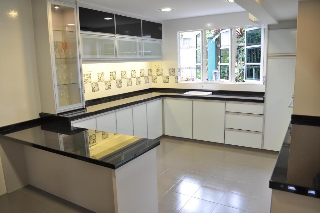 Di Sini Kami Lampirkan Sedikit Beberapa Contoh Kabinet Dapur Moden 3g Dan 4g Gl