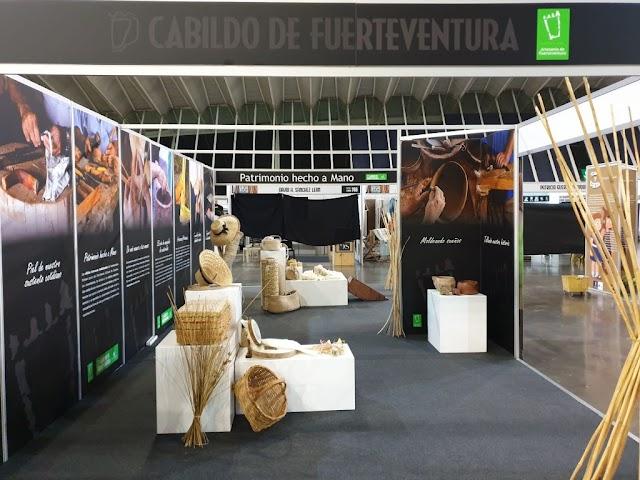 Cabildo Fuerteventura participa en la 35º Feria Regional de Artesanía en Tenerife con el stand Artesanía: Patrimonio hecho a mano