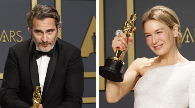 Oscar 2020: confira os looks e vencedores